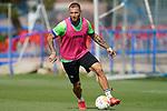 Getafe CF's David Timor during training session. September 1,2021.(ALTERPHOTOS/Acero)
