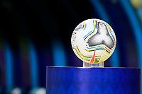 3rd July 2021, Estádio Olímpico Pedro Ludovico stadium, Goiânia, Brazil: Copa America Football tournament, Argentina versus Ecuador;  The official game ball of Copa América 2021