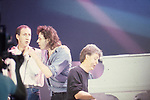 Pete Townsend, Bob Geldof, Paul McCartney , Live Aid 1985