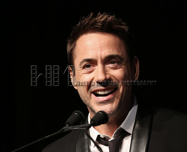 Robert Downey Jr. attends the Tiff Presentation for 'The Judge' at Roy Thomson Hall on September 4, 2014 in Toronto, Canada.