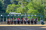 May 02, 2020: Arkansas Derby race at Oaklawn Racing Casino Resort  on May 02, 2020 in Hot Springs, Arkansas. (Photo by Ted McClenning/Eclipse Sportswire/Cal Sport Media)