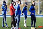 St Johnstone Training…. 29.12.20<br />Danny McNamara pictured during training at McDiarmid Park this morning ahead of tomorrows game against Hamilton<br />Picture by Graeme Hart.<br />Copyright Perthshire Picture Agency<br />Tel: 01738 623350  Mobile: 07990 594431