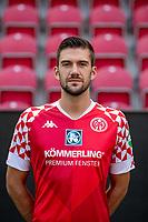 16th August 2020, Rheinland-Pfalz - Mainz, Germany: Official media day for FSC Mainz players and staff; Stefan Bell FSV Mainz 05