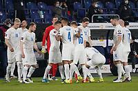 Island schwoert sich ein - 25.03.2021: WM-Qualifikationsspiel Deutschland gegen Island, Schauinsland Arena Duisburg
