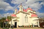 Greek Orthodox Church of the Twelve Apostles in Capernaum