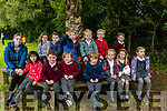 Wk35 Scoil Realt na Mara Cromane<br /> Front L-R: Aisling,Tiernan, April, Dylan, Ruby, Ella,Megan.<br /> Back L-R Eva, Rose, Donnacha, Jack, Jack Cameron <br /> with their teacher Miss Colgan