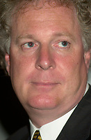August 23rd  2002, Montreal, Quebec, Canada<br /> <br /> Jean Charest, Quebec Liberal Party leader<br /> <br /> <br /> <br /> Mandatory Credit: Photo by Pierre Roussel- Images Distribution. (©) Copyright 2002 by Pierre Roussel <br /> <br /> NOTE :