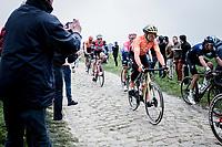 Greg Van Avermaet (BEL/CCC)<br /> <br /> 117th Paris-Roubaix (1.UWT)<br /> 1 Day Race: Compiègne-Roubaix (257km)<br /> <br /> ©kramon