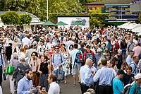London, England, 3 July, 2019, Tennis,  Wimbledon, Ambiance<br /> Photo: Henk Koster/tennisimages.com