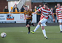 Hamilton's James Keatings scores their second goal.