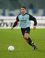 Gottardi Lazio<br /> Calcio 2002/2003<br /> Foto Andrea Staccioli/Insidefoto