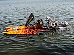 Marble Falls Lakefest Drag Boat Races..