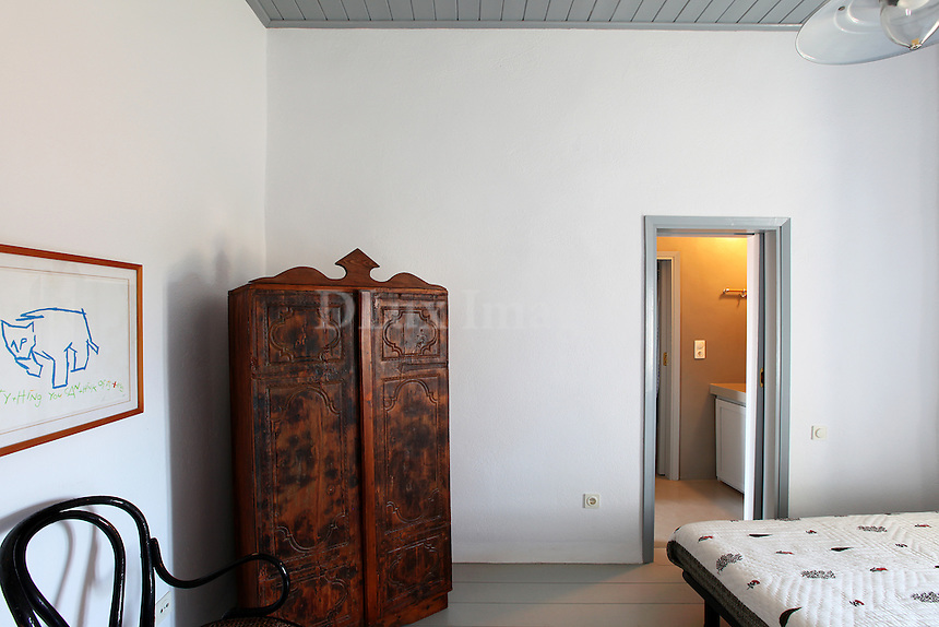 traditional rustic wardrobe cabinet