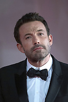 Ben Affleck attending The Last Duel Premiere as part of the 78th Venice International Film Festival in Venice, Italy on September 10, 2021. <br /> CAP/MPIIS<br /> ©MPIIS/Capital Pictures