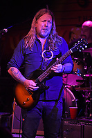 BOCA RATON - NOVEMBER 18: Devon Allman of The Allman Betts Band performs at The Funky Biscuit on November 18, 2020 in Boca Raton, Florida Credit: mpi04/MediaPunch