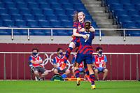 2021 Tokyo 2020 Olympic Games Womens Football USA v New Zealand Jul 24th