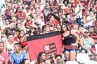 RIO DE JANEIRO, RJ, 05.03.2017 - FLUMINENSE-FLAMENGO - Flamengo e Fluminense em jogo válido pela final da Taça Guanabara no Estádio Olímpico Nilton Santos , o Engenhão no Rio de Janeiro, neste domingo, 05. (Foto: Clever Felix/Brazil Photo Press)
