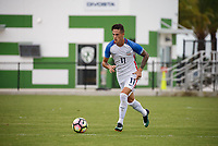 Lakewood Ranch, FL - Sunday July 23, 2017: Nicholas Mayhugh during an international friendly match between the paralympic national teams of the United States (USA) and Canada (CAN) at Premier Sports Campus at Lakewood Ranch.