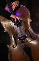 Hands in Space - Bobbie Broom bass player