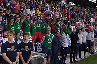 SAINT PAUL, MN - JUNE 18:  United States during a 2019 CONCACAF Gold Cup group D match between the United States and Guyana on June 18, 2019 at Allianz Field in Saint Paul, Minnesota.