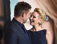 James Tupper + Anne Heche @ the Los Angeles Premiere for the new HBO Limited Series BIG LITTLE LIES held @ the Chinese theatre. February 7, 2017 , Hollywood, USA. # PREMIERE DE LA SERIE 'BIG LITTLE LIES' A HOLLYWOOD