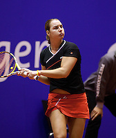 10-12-09, Rotterdam, Tennis, REAAL Tennis Masters 2009, Danielle Harmsen
