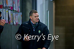 Kerry County Board Chairman Tim Murphy during the Munster GAA Football Senior Championship Semi-Final match between Cork and Kerry at Páirc Uí Chaoimh in Cork.