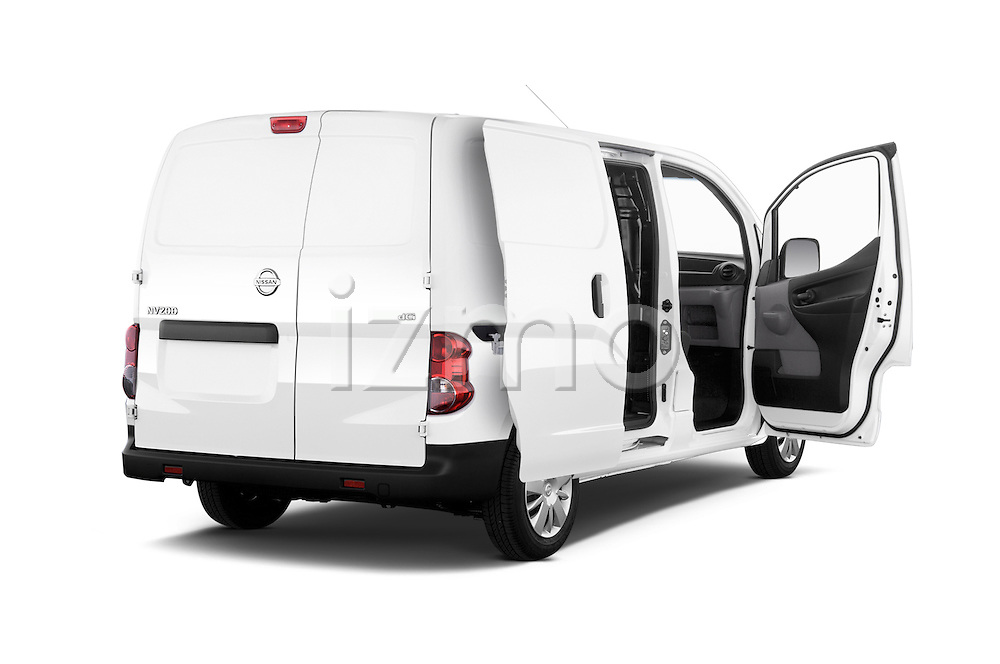 Car images close up view of a 2015 Nissan NV200 Visia 5 Door Cargo Van doors