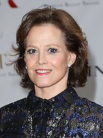 NEW YORK CITY, NY, USA - MAY 12: Sigourney Weaver at the American Ballet Theatre 2014 Opening Night Spring Gala held at The Metropolitan Opera House on May 12, 2014 in New York City, New York, United States. (Photo by Celebrity Monitor)