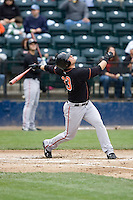 June 8, 2008: Fresno Grizzlies' Julio Cordido at-bat during a Pacific Coast League game against the Tacoma Rainiers at Cheney Stadium in Tacoma, Washington.