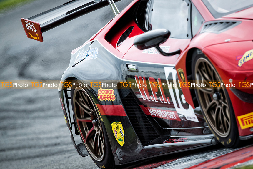 Michael Igoe & Phil Keen, Lamborghini Huracan GT3 EVO, WPI Motorsport during the British GT & F3 Championship on 10th July 2021