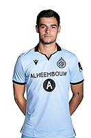 20th August 2020, Brugge, Belgium;  Nick Shinton pictured during the team photo shoot of Club Brugge NXT prior the Proximus league football season 2020 - 2021 at the Belfius Base camp