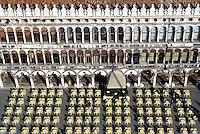 Markusplatz, Venedig,  Venetien, Italien, Unesco-Weltkulturerbe
