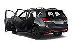 Car images of 2021 Subaru Forester e-Boxer-Sport 5 Door SUV Doors
