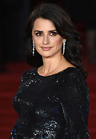 "Penelope Cruz<br /> at the ""Murder on the Orient Express"" premiere held at the Royal Albert Hall, London<br /> <br /> <br /> ©Ash Knotek  D3344  03/11/2017"