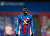 2nd January 2021; Selhurst Park, London, England; English Premier League Football, Crystal Palace versus Sheffield United; Cheikhou Kouyate of Crystal Palace