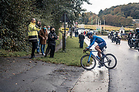 Johan Jacobs (SUI/Movistar)<br /> <br /> 82nd Gent-Wevelgem in Flanders Fields 2020 (1.UWT)<br /> 1 day race from Ieper to Wevelgem (232km)<br /> <br /> ©kramon