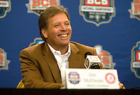 BCS National Championship - Alabama Offensive Press Conference - January 5th, 2012