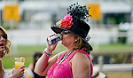 May 15, 2021: Scenes from Preakness Stakes Day at Pimlico Race Course in Baltimore, Maryland. Scott Serio/Eclipse Sportswire/CSM