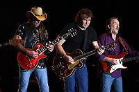 PEMBROKE PINES, FLORIDA - NOVEMBER 05: Outlaws of the Outlaws at the Rockfest 80's concert day 1 on November 5, 2017 at CB Smith Park in Penbroke Pines, Florida.<br /> <br /> People:  Outlaws