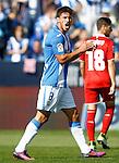 CD Leganes' Gabriel Pires during La Liga match. October 15,2016. (ALTERPHOTOS/Acero)