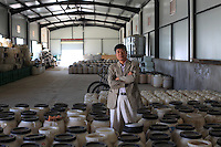 Mister Chiang Ping from Yongsheng in Yunnan province own a company sell organic and rare honey all over the country.