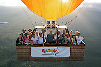 20120122 Hot Air balloon Cairns 22 January