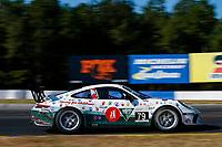 #79 Kelly-Moss Road and Race, Porsche 991 / 2019, GT3P: Roman DeAngelis