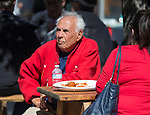 A photograph taken during the Italian Festival held in downtown Reno outside of the Eldorado Hotel and Casino on Sunday afternoon, October 7, 2018.