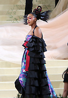 September 13, 2021.Naomi Osaka attend The 2021 Met Gala Celebrating In America: A Lexicon Of Fashion at<br /> Metropolitan Museum of Art  in New York September 13, 2021 Credit:RW/MediaPunch