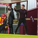 17.01.2021 Motherwell v Rangers: Graham Alexander