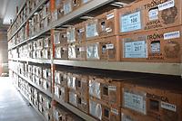 CURITIBA, PR, 01.08.2020 Urnas Eletronicas- Urnas eletronicas que serão utilizadas nas eleições de 2020, no tribunal regional eleitoral do Paraná em Curitiba nessa terca feira(01).fotos ( Ernani Ogata)