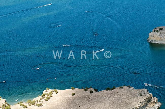 watersports on Lake Pueblo