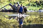 NELSON, NEW ZEALAND - APRIL 7: 2018 Wairua Warrior. Happy Valley Nelson, New Zealand. Saturday 7 April 2018. (Photo by Chris Symes/Shuttersport Limited)